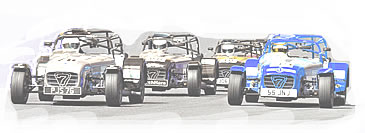 caterham cars racing